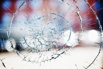 Glasschade herstellen Oss