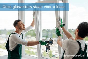 Dubbel glas vervangen in Dordrecht
